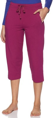 VAN HEUSEN Stretch Lounge Capri Women Pink Capri