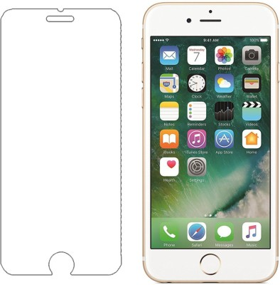 KARTRAY Tempered Glass Guard for Apple iPhone 6 Plus, Apple iPhone 6s Plus, Apple iPhone 7 Plus, Apple iPhone 8 Plus(Pack of 1)