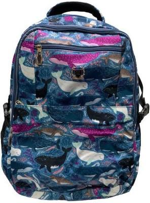 Royal King CL18002A-2 35 L Laptop Backpack(Blue)