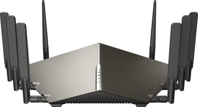 D Link DIR X6060 6000 Mbps Mesh Router Black, Dual Band D Link Routers