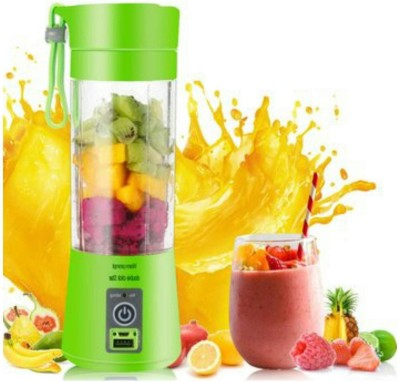 Finzerin SS_JB_63 fruit juice maker-electric juicer machine-Juicer Cup - Portable Blender USB Juicer Cup,Juicer Machine -Mini Portable USB Rechargeable Battery...