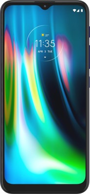 Motorola G9 (Sapphire Blue, 64 GB)(4 GB RAM)