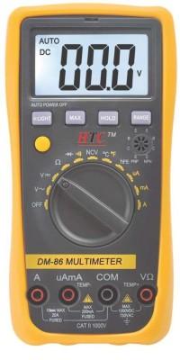 HTC DM-86 Digital Multimeter(2000 Counts)