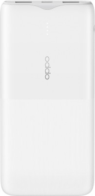 OPPO 10000 mAh Power Bank  18 W  White, Lithium Polymer OPPO Power Banks