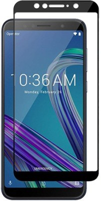 Trust Edge To Edge Tempered Glass for Asus Zenfone Max Pro M1(Pack of 1)