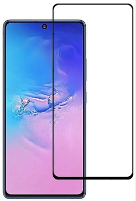 VYOMA Edge To Edge Tempered Glass for Samsung Galaxy Note10 Lite, Samsung Galaxy A71, Poco M2 Pro, Mi Redmi Note 9 Pro, Mi Redmi Note 9 Pro Max, Poco X2, Mi Redmi Note 9S, Mi Redmi K30, Mi Redmi K30 Pro, Micromax IN Note 1(Pack of 1)