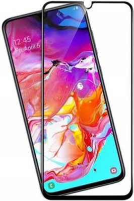 Trust Edge To Edge Tempered Glass for Samsung Galaxy A70(Pack of 1)