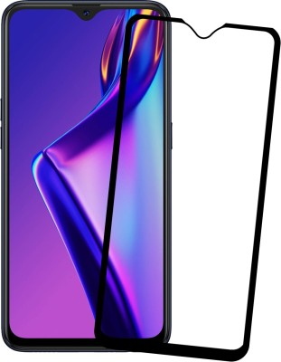 Karpine Edge To Edge Tempered Glass for Vivo Y95, Vivo Y93, Vivo Y91, Realme 3, Realme 3i, Oppo A12, Oppo A11K, Oppo A5s(Pack of 1)