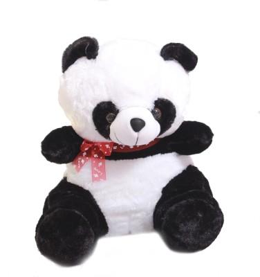 BONGZSTUFF Sitting Panda   30 cm Multicolor BONGZSTUFF Soft Toys