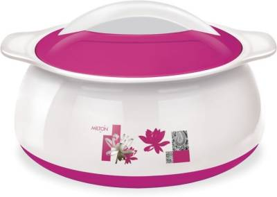 Milton MILTON Delish Insulated Casserole Stainless Steel Color Pink Size 1500 ML Thermoware Casserole 1500 ml