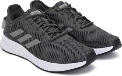ADIDAS Fluo M Running Shoes For Men(Grey)