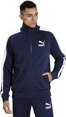 Puma Full Sleeve Solid Men Jacket