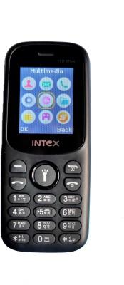 Intex Eco 105vx(Black+Blue)