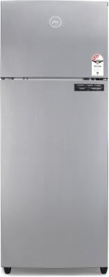 Godrej 261 L Frost Free Double Door 3 Star  2020  Refrigerator Steel Rush, RF EONVALOR 261C 35 RCI ST RH