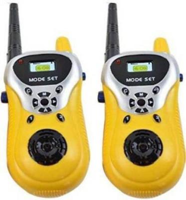 SHIVANSH 2 Player Walkie Talkie Phone Toy