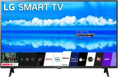 LG 80 cm (32 inch) HD Ready LED Smart TV 2020 Edition(32LM565BPTA)