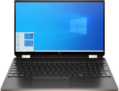 HP Spectre x360 Core i7 10th Gen - (16 GB/1 TB SSD/Windows 10 Pro/4 GB Graphics) 15-eb0033tx 2 in 1 Laptop(15.6 inch, Night Fall Black, 1.92 kg, With MS Office)