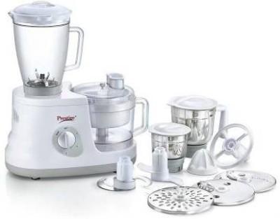 Prestige 41407 - All rounder - Mixer Grinder All Rounder - 41407 600 Juicer Mixer Grinder(White, 3 Jars)
