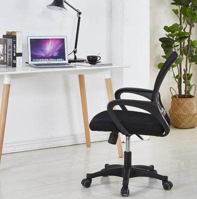 Duratek Task M1 Fabric Office Executive Chair(Black)