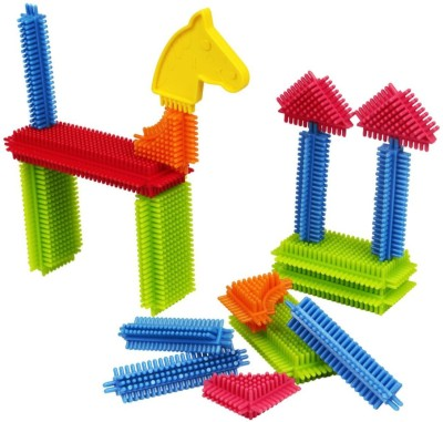 Funskool Clipo Starter Multicolor Funskool Blocks   Building Sets