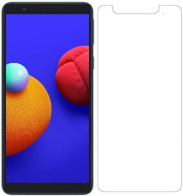 Clasikcart Tempered Glass Guard for Samsung Galaxy M01 Core(Pack of 1)