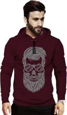 Tripr Full Sleeve Printed Men Sweatshirt
