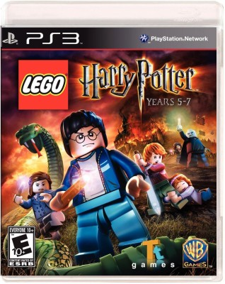 lego harry potter ps3  2010  action adventure, for ps3 Games