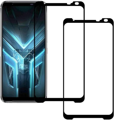 Helix Tempered Glass Guard for Asus ROG Phone 3 ZS661KS(Pack of 2)