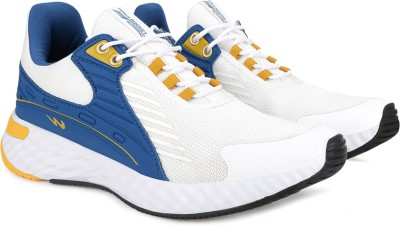 Campus ROCKET Running Shoes For Men(White)
