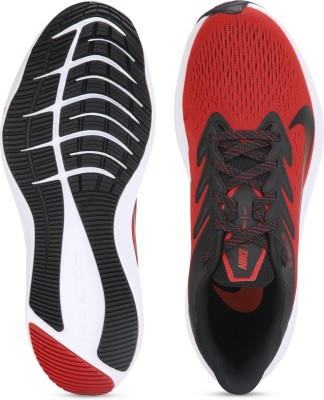 Nike Air Zoom Winflo 7 Running Shoes For Men(Red)
