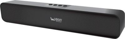 Ubon SP-70 Cool Bass 10 W Bluetooth Speaker(Black, Stereo Channel)