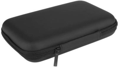 DECOBELL Black Hardik Cover External Hard Dik 2.5 inch Hard Disk Cover(For External Hard Disk, Black)