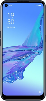 OPPO A53 (Electric Black, 64 GB)(4 GB RAM)