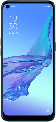 OPPO A53 (Fancy Blue, 128 GB)(6 GB RAM)