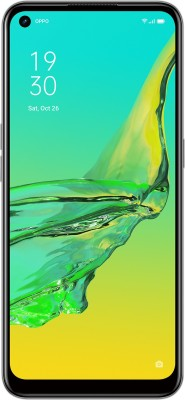 OPPO A53 (Fairy White, 128 GB)(6 GB RAM)