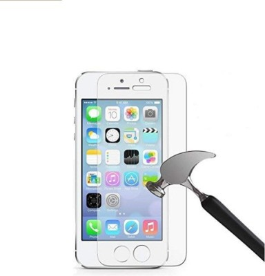 U-Verse Tempered Glass Guard for Apple iPhone 5 / 5S / SE(Pack of 1)