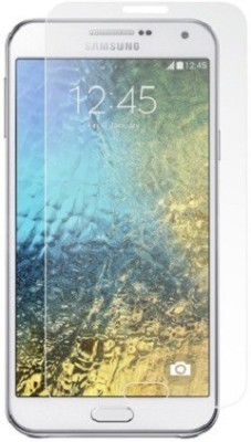 U-Verse Tempered Glass Guard for Samsung Galaxy E7(Pack of 1)