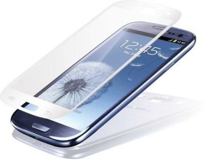 U-Verse Tempered Glass Guard for Samsung Galaxy S3(Pack of 1)
