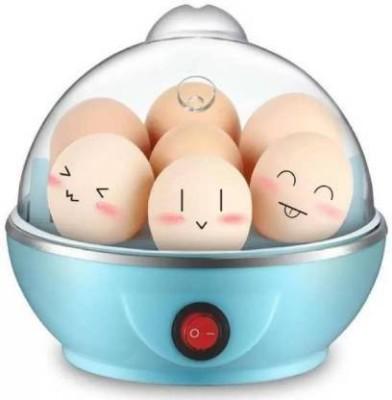 Flokestone Egg Cooker, Egg Boiler, Egg Poacher Electric,egg fry, Egg Steamer,egg boiler machine, Egg Boiler,omelette cooker,chicken boiler Type Electric Automatic...