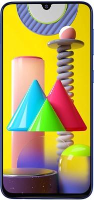 SAMSUNG Galaxy M31 (Ocean Blue, 128 GB)(8 GB RAM)