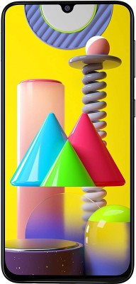 Samsung Galaxy M31 (Space Black, 128 GB)(8 GB RAM)