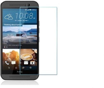 U-Verse Tempered Glass Guard for HTC One E8 -Transparent(Pack of 1)