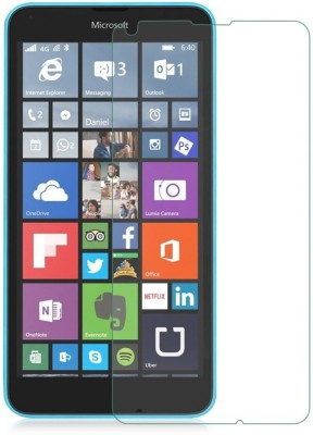 U-Verse Tempered Glass Guard for Microsoft Lumia 640 XL(Pack of 1)