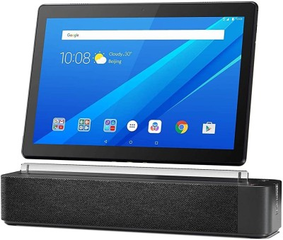 Lenovo Smart Tab M10 - FHD with Alexa 32 GB 10.1 inch with Wi-Fi+4G Tablet (Slate Black)