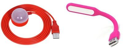 keen LED Lights Magnet USB RPINK 1 Led Light Multicolor
