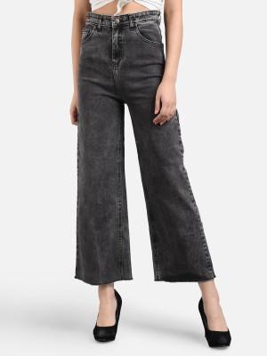 KOTTY Flared Women Grey Jeans