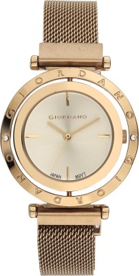 Giordano GD-2107-11 Analog Watch - For Women