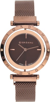Giordano GD-2107-33 Analog Watch - For Women