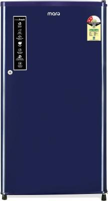 MarQ by Flipkart 170 L Direct Cool Single Door 2 Star (2020) Refrigerator (Solid Blue, 170BD2MQB1)
