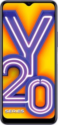 Vivo Y20 (Dawn White, 64 GB)(4 GB RAM)